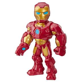 Playskool Φιγούρα Heroes Marvel Super Hero Adventures Mega Mighties Iron Man (E4132)