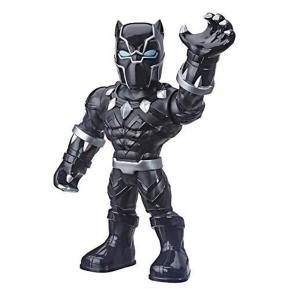Playskool Φιγούρα Heroes Marvel Super Hero Adventures Mega Mighties Black Panther (E4132)
