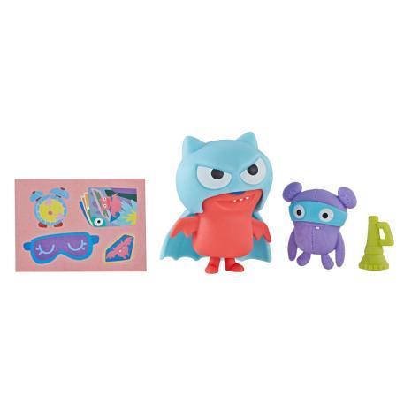 Hasbro UglyDolls in Disguise Super Lucky Bat (E4520)-0