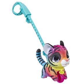 Hasbro Furreal Walkalots Lil Wags Tiger - Τιγράκι Πολύχρωμο (E3503)