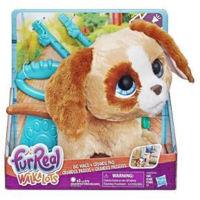 Hasbro Furreal Walkalots Big Wags, Pup - Σκυλάκι (E3504)