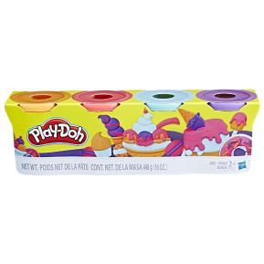 Play-Doh 4 Βαζάκια