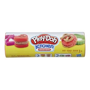 Play-Doh Cookie Canister