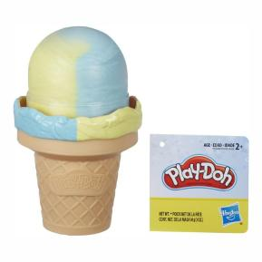 Hasbro Play-Doh Dual Ice Pops & Cones (5 Σχέδια)