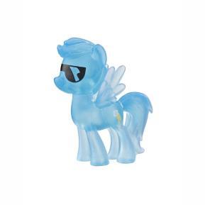 Hasbro My Little Pony Mini Φιγούρα 4cm Rainbow Dash