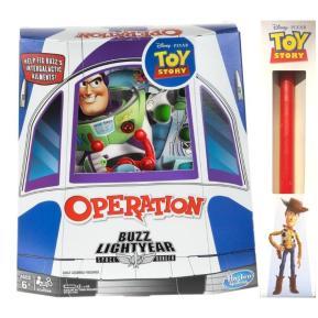 Λαμπάδα Hasbro Toy Story Operation - Οι Μικροί Γιατροί (E5642)
