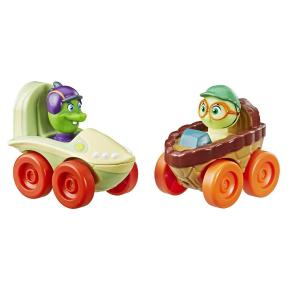 Hasbro Top Wing Mission Control Racers Timmy Turtle & Rocco
