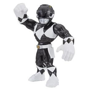Playskool Φιγούρα Power Rangers Mega Mighties Black Ranger (E5869)