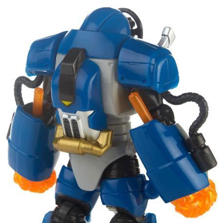 Power Rangers 6'' Beast Morphers Deluxe Figure Smash Beastbot (E5899)-2