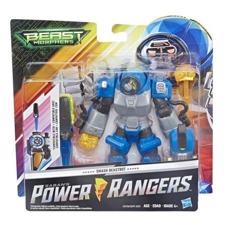 Power Rangers 6'' Beast Morphers Deluxe Figure Smash Beastbot (E5899)-3