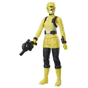 Power Rangers Action Figure Yellow Ranger 30cm (E5914)