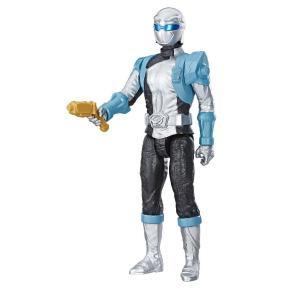 Power Rangers Action Figure Silver Ranger 30cm (E5914)