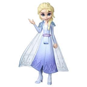 Hasbro Disney Frozen II Elsa Small Doll With Removable Cape (E5505)