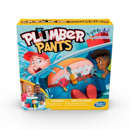 Επιτραπέζιο Plumber Pants-0