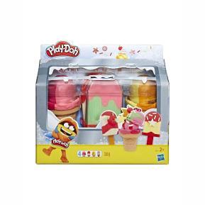 Hasbro Play-Doh Ice Pops N Cones Freezer E6642