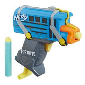 Nerf Microshots Fortnite Micro Battle Bus (E6741)