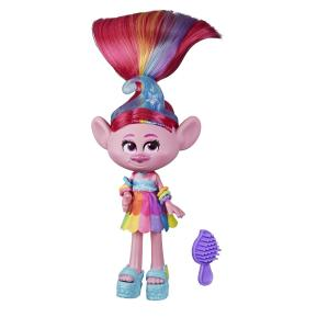 Hasbro Trolls Deluxe Fashion Glam Poppy