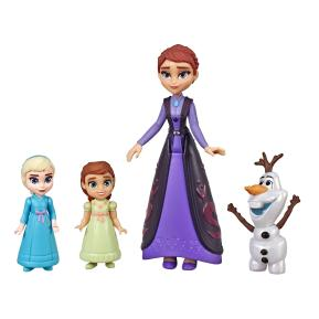 Hasbro Disney Frozen II Family Set (E5504)
