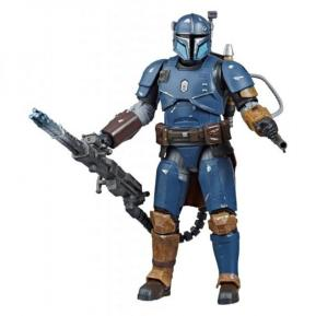 Hasbro Φιγούρα Star Wars The Mandalorian Black Series - Heavy Infantry Mandalorian (Exclusive)