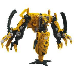 Hasbro Transformers Studio Series 53 Voyager Constructicon Skipkuack (E0702)