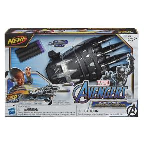 Nerf Avengers Power Moves Black Panther (E7372)