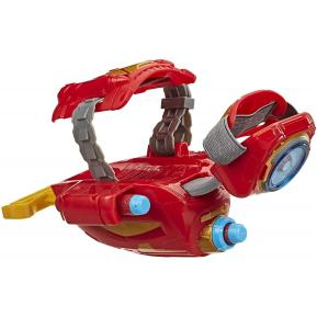 Λαμπάδα Hasbro Avengers Nerf Power Moves Marvel Iron Man Repulsor Blast Gauntlet (E7376)