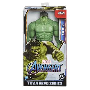 Hasbro Φιγούρα Avengers Titan Hero Delux Hulk 30 cm (E7475)