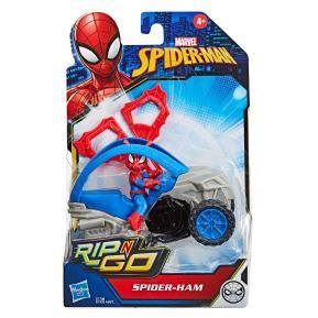 Hasbro Spider-Ham Rip N Go (E7332)