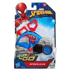 Hasbro Spider-Ham Rip N Go