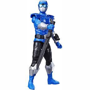 Hasbro Power Rangers Action Figure Beast-X Blue Ranger 30cm (E5914)