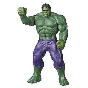 Hasbro Marvel Olympus Deluxe Φιγούρα Hulk 24cm (E7821)