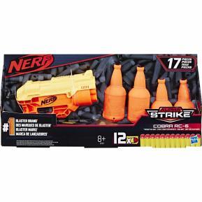 Nerf Alpha Strike Cobra RC 6 TGT Set (E7857)