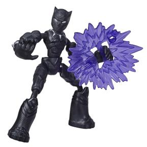 Hasbro Avengers Bend and Flex Figures 15cm Black Panther (E7377)