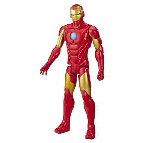 Hasbro Φιγούρα Avengers Titan Hero Movie Iron Man 29cm (E3309)