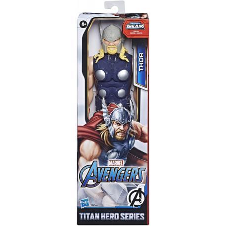 Hasbro Avengers Titan Hero Series Thor (E3308)-3
