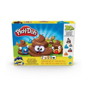 Hasbro Play-Doh Lil Poop Troop (E8584)