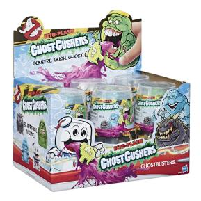 Hasbro Ghostbusters Ecto-Plasm Ghost Gushers Squeezable with Ecto-Plasm & Mystery Figures E9546