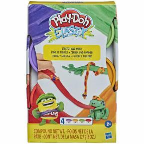 Hasbro Play-Doh Stretch Elastix (E6967)