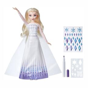 Hasbro Disney Frozen 2 Elsa Design a Dress