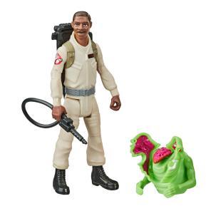 Hasbro Ghostbusters Fright Feature Φιγούρα 12cm Winston Zeddemore