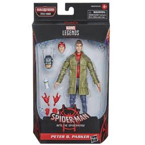 Hasbro Spiderman Marvel Legends Prowler Peter B Parker 15cm F0170