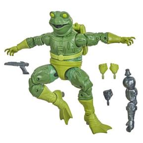 Hasbro Spiderman Marvel Legends Prowler Marvel's Frog - Man 15cm F0170