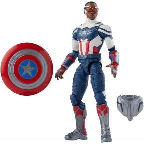 Marvel Legends Series Avengers The Falcon & The Winder Soldier Φιγούρα 15cm Captain America