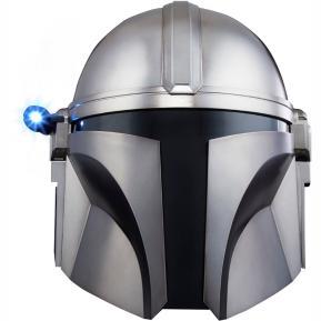 Hasbro Star Wars: The Mandalorian Black Series - Mandalorian's Electronic Helmet F0493