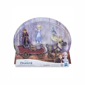 Hasbro Disney Frozen 2 Sledding Friends Set
