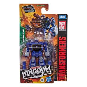 Hasbro Transformers Generations War For Cybertron: Soundwave 9cm