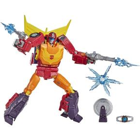 Hasbro Transformers Studio Series 86 Voyager The Transformers: The Movie Autobot Hot Rod