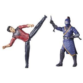 Hasbro Marvel Shang-Chi And The Legend Of Ten Rings Action Φιγούρες Shang-Chi vs. Death Dealer F0940