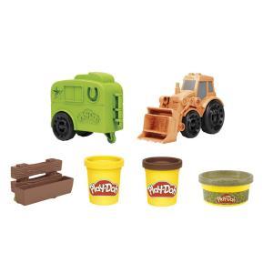 Hasbro Play-Doh Wheels Tractor Farm Truck