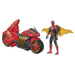 Hasbro Φιγούρα Spider-Man Integrated Suit 15cm F1110